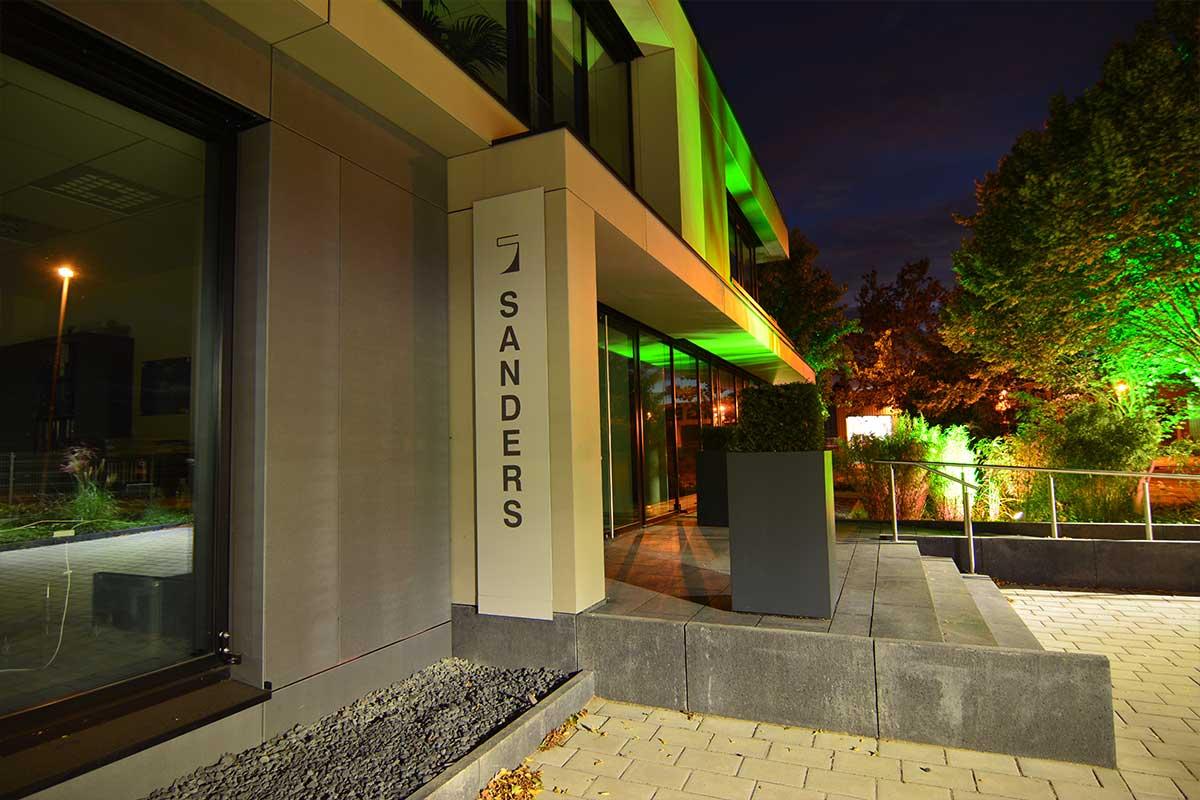 Sanders Neubau Bürogebäude